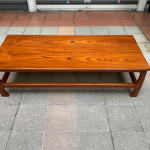 Ref : MT962 - Wood coffee table
