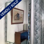 Ref : MI976 - Miroir fait à Murano