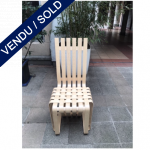 Ref : MC773 - Franck Gerhy : rare high chair