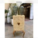Ref : V340 - Paire de vases en verre de Murano signée Renzo Stellon pour Salviati.