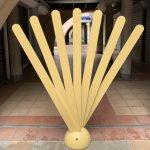 """Ref : ADS966 - Coat rack """"Ventaglio"""" by Giovanni Pasatto"""