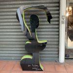 Ref : ADS968 - Sculpture by Kokian
