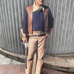 Ref : AD76 - Shape of John Wayne