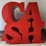 Ref : ADS973 - Sculpture Cash - MAXIMILIAN WIEDEMANN