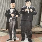 Ref : AD75 - Shapes of Laurel and Hardy