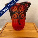 Ref : V344 - Verre de murano signé Costantini