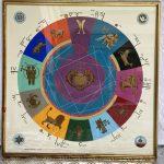 Ref : ADT028 - Zodiac signs - Martine Martin