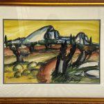 Ref : ADT029 - Landscape - Franz Priking