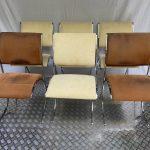 Ref : MC807 - Set of 6 chairs - Boris Tabacoff