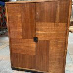 Ref : M284 - Cabinet - Le Corbusier