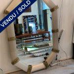 Ref : MI975 - Miroir vénitien