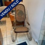 Ref : MC767 - Rocking chair - 50's - Good condition