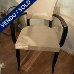 1 paire de fauteuils 1950 - VENDU