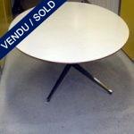 Table knoll-années 1970 - VENDU
