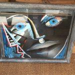 Ref : ADT016 - Alain Rothstein - Les yeux bleus