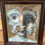 Ref : ADT015 - Alain Rothstein - Double visage
