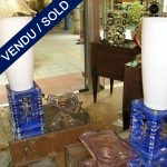 Ref : LL161 - Set of lamps Murano - SOLD