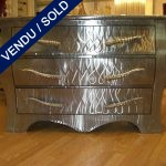 "all steel 3 draws sign "" GIORDA "" - SOLD"