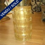 "golden glass of murano assigned to ""COSTANTINI"" - SOLD"