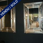 Set of Venetian mirrors - SOLD