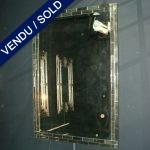 Mirror in glass of Murano - SOLD