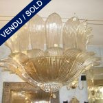 Chandelier with 36 leafs - SOLD