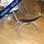 "Set of signed stools"" GIORDA"" - SOLD"