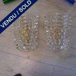 """Ref : LA107 - Murano """"TOSO"""" - VENDU"""