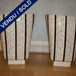 "Set of vases signed by ""BOSSANO"" - SOLD"