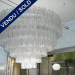 240 tubes en verre de Murano - VENDU