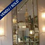Miroir sur bois de la maison PAULY - VENDU