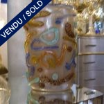 "Glass of Murano- Signed by Enrico CAMMOZZO"" - SOLD"