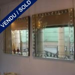 One mirror - SOLD