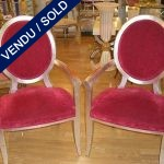 Set of armchairs - SOLD