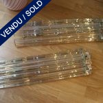Set of Murano sconces - SOLD