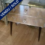 1950th years - 2 engraved draws - Whole in mirrors - SOLD
