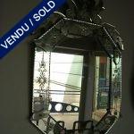 Venetian mirror 40's years - SOLD