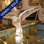 Signé LALIQUE FRANCE - VENDU