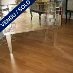 Commode in mirror - SOLD