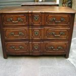 Ref : M040 - 18th Century solid walnut