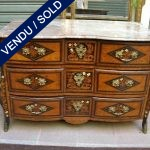 Commode epoque Louis XIV - SOLD