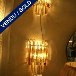 "Set of sconces signed by ""Venini"" - SOLD"