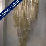 """Set of sconces """"Venini"""" Murano - SOLD"""