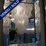 Mirror Epoque 40 - SOLD