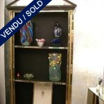 Set of mirrored bookcase - SOLD