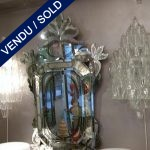 Set of sconces in Murano glass - SOLD