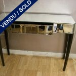 Dressing Table Mirror 1 drawer - SOLD