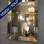 Beveled mirror - SOLD