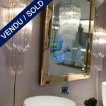 Set of sconces Glass of Murano - SOLD