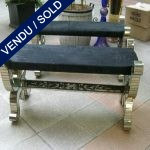 Set of benches - mirror - SOLD